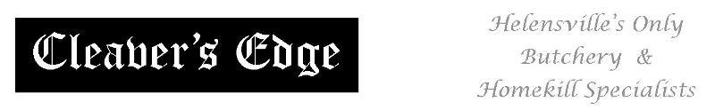 Cleaver's Edge Logo